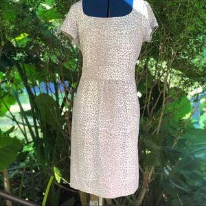 J.McLaughlin | Animal Print Stretch Dress